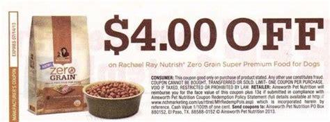 nutrish food coupons food coupons food coupons and zero on