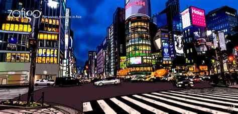 digital japan 10 tips for travelling to tokyo japan zafigo