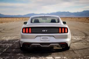 Ford 2015 Gt 2015 Ford Mustang Rear Taillights Photo 1