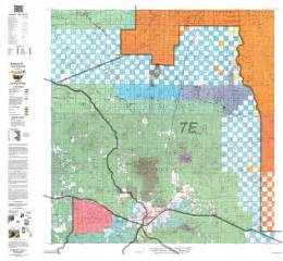 arizona land use map product detail