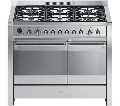 smeg cooktop manual buy smeg a2 8 100 cm dual fuel range cooker stainless