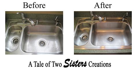 a tale of two creations how to clean a stainless