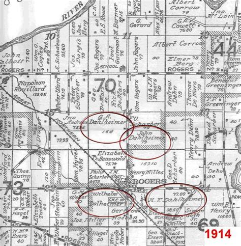 hennepin county section 8 a history of the dahlheimer family of minnesota