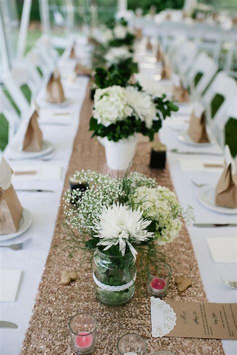 Hochzeitsdeko Zu Hause by Hochzeitsdeko Selber Machen Ideen F 252 R Die Tischdeko