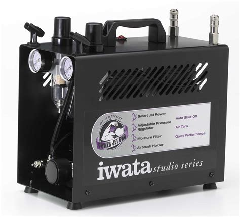 iwata medea airbrushes and compressors