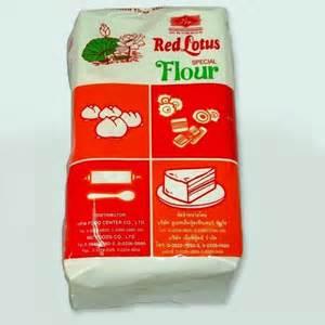 Lotus Flour Rice Flour Lotus 10x1 Kg C P Trading Is A Thai