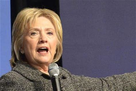 hillary clinton calls for new sanctions on iran   gephardt