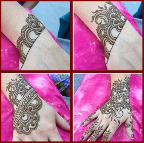 simple henna designs for hands step by step hijabiworld simple mehndi designs for kids step by step