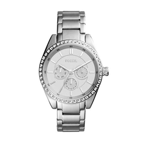 Fossil Jaynice stainless steel multifunction fossil
