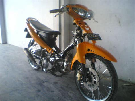 Gambar Motor Kalong by Drag Motor Orange Jupiter Part 1