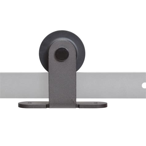 Calhome Top Mount Barn Style Sliding Door Hardware Top Mount Sliding Barn Door Hardware