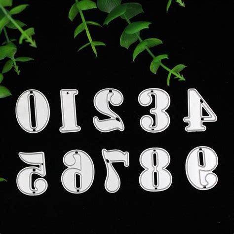 aliexpress number aliexpress com buy number metal die cutting dies