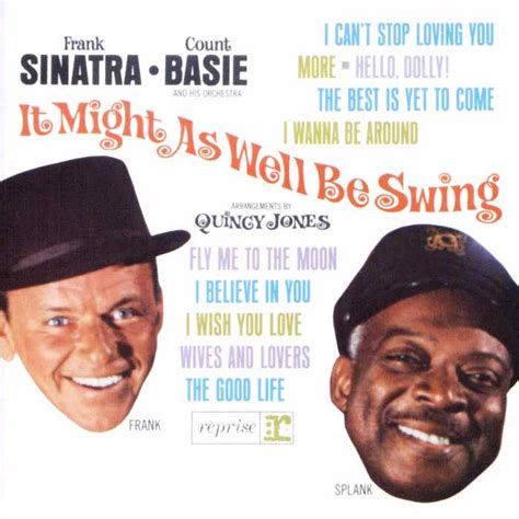 frank sinatra it might as well be swing super groovy delicious bite it might as well be swing