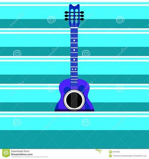 background design creator guitar background stock vector image 62024362