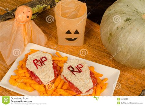 tombstone sandwiches royalty free stock photo image
