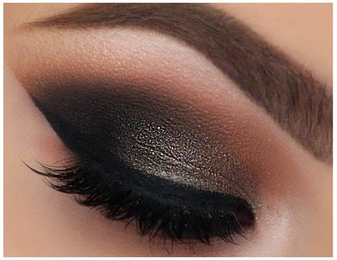 10 Black Smokey Eye Tips by Beautiful Smokey Makeup Ideas 2017 Style Tips