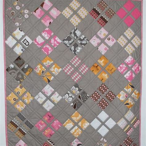 Charm Pack Quilt Patterns For Baby Quilts by Charm Pack Baby Quilt Free On Craftsy Baby Gift Ideas