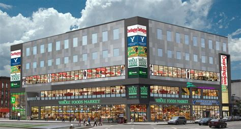 Olive Garden Locations Nyc by Construction On Harlem S Whole Foods Is Nearly