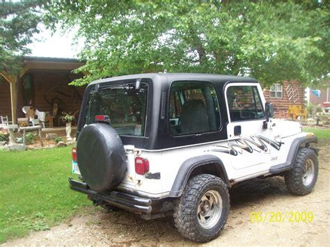 oldschoolmudder  jeep wrangler specs