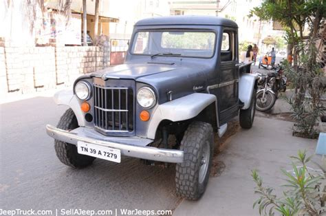 Jeep Truck Parts Used Jeeps And Jeep Parts For Sale 1951 Willys Jeep Truck