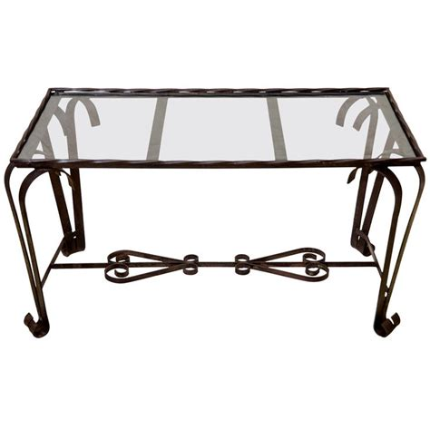 Rod Iron Table Legs by 17 Best Ideas About Wrought Iron Table Legs On
