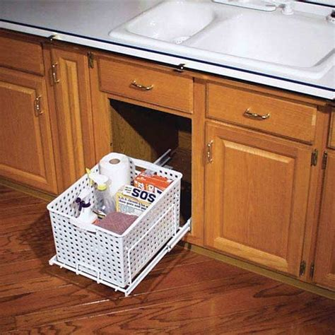 Rev A Shelf Baskets by Rev A Shelf Pull Out Laundry Her And Utility Basket For