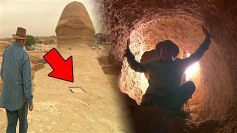 camaras secretas c 225 maras secretas de la esfinge reveladas en fotos antiguas
