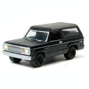 Greenlight 1977 Dodge Ramcharger dodge miniaturas de carros nacionais dart charger challenger arte em miniaturas