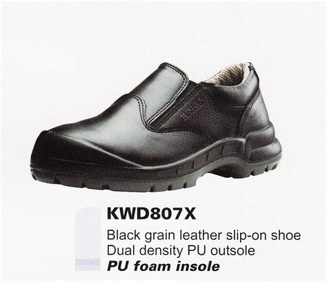 Sepatu Cheetah 3112 king s safety shoes kwd807x