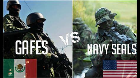 mexico navy seals mexico gafes cfe vs usa navy seals youtube