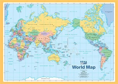 World Map Splendid Political Wall - a4 world edited 1 jpg map pictures