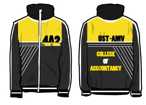 design jacket class 4a2 class jacket design yellow by evilcontinues on deviantart