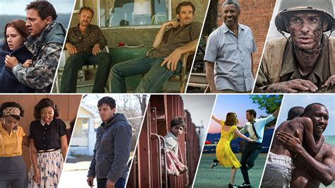 youth film oscar nominations oscar nominations 2017 complete list of nominees