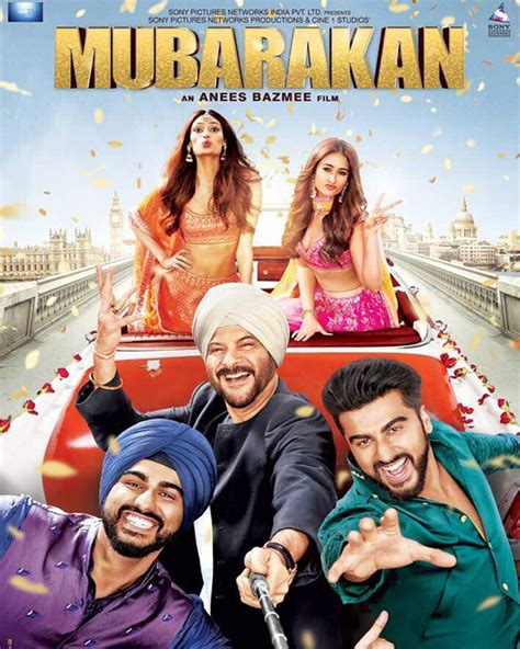 film india 2017 comedy mubarakan movie review box office collection trailer