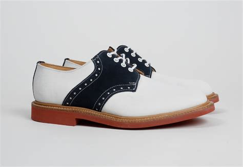 Saddle Shoes by Saddle Shoes Redingote
