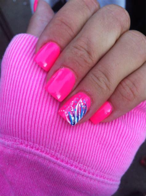 cute pattern nails nail idea design cute nail designs