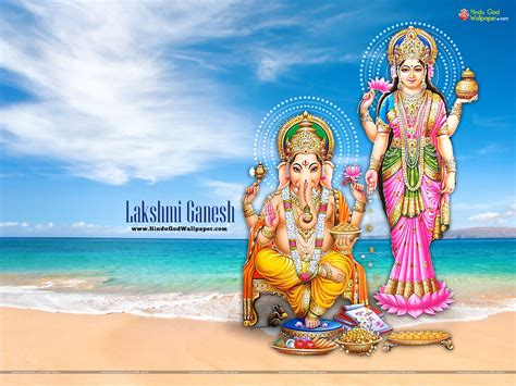 desktop themes hindu gods hindu god wallpapers goddess lakshmi ganesh hd wallpapers