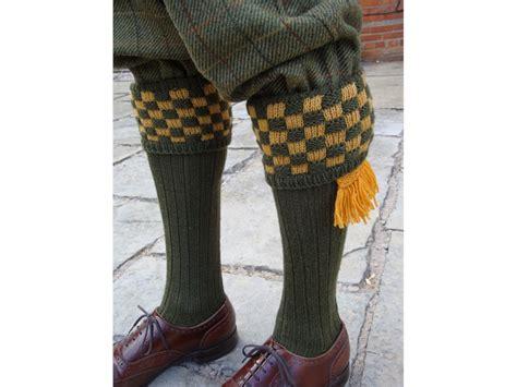 Knitting Pattern Shooting Socks | antidrift hand knitted shooting socks dual colours