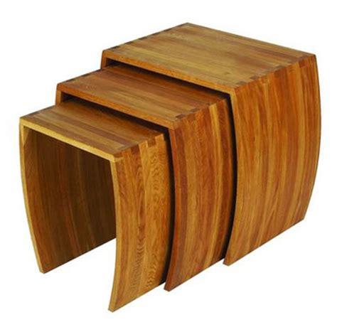 padstyle interior design blog modern furniture home nestle nesting tables padstyle interior design blog