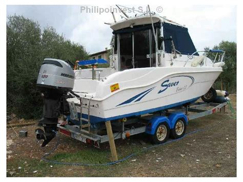 cabin fisher saver cabin fisher 22 in cn el arenal barche da pesca