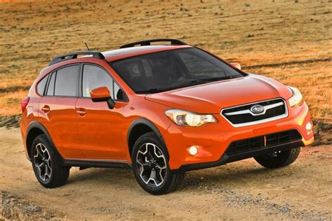 subaru orange 2013 subaru crosstrek first drive autotrader