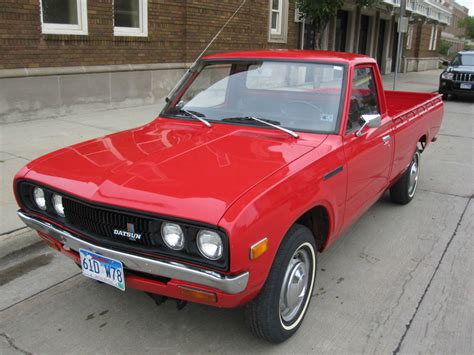 nissan datsun 1978 pin 1978 datsun 620 pick up reviews cargurus auto addicts