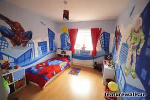 Wall Murals For Boys Kids Murals Childrens Rooms Decorating Kids Rooms Super