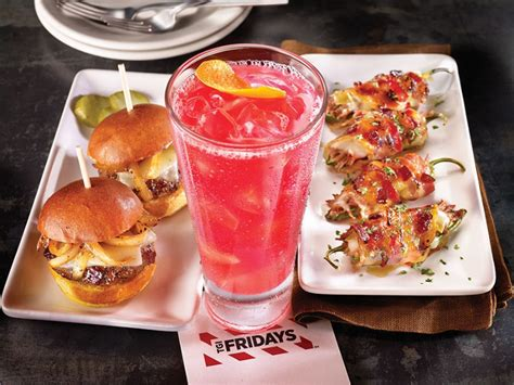 Tgi Fridays Kitchen Hours by Tgi Fridays Turns Happy Hour Into An All Day Everyday