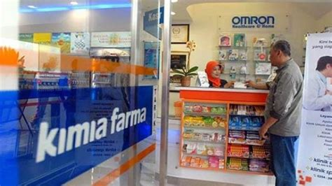 Apotek Aborsi Malang Kimia Farma Genapkan 700 Apotek Dan 300 Klinik Di 2015