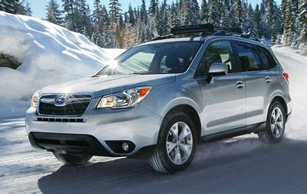 2015 subaru forester test drive review cargurus