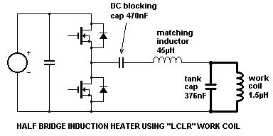 induction heating circuit diagram pdf high frequency induction heating