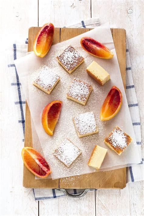 blood oranges magic torta magica alle arance rosse orange magic custard