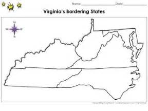 virginia s bordering states maryland west virginia