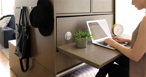 robotic wall smart furniture for ultra compact apartments popular
